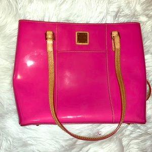 Dooney & Bourke pink bag